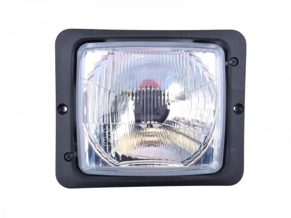 2x Hauptscheinwerfer universal Fernlicht Abblendlicht Positionslicht Traktor SET