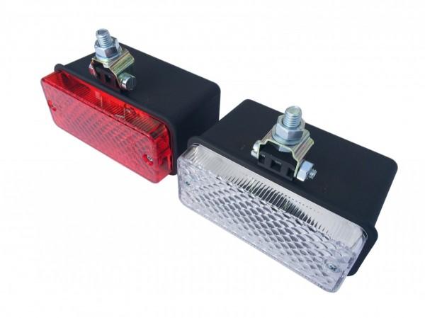 2x amortiguadores de gas la presión del gas plumas portón trasero para Fiat Stilo 192 3-türig